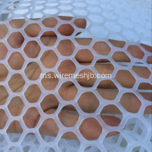 100% HDPE Plastic Fence Netting
