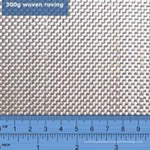 300-400g E Fibra de vidrio Tejido Roving Tejidos
