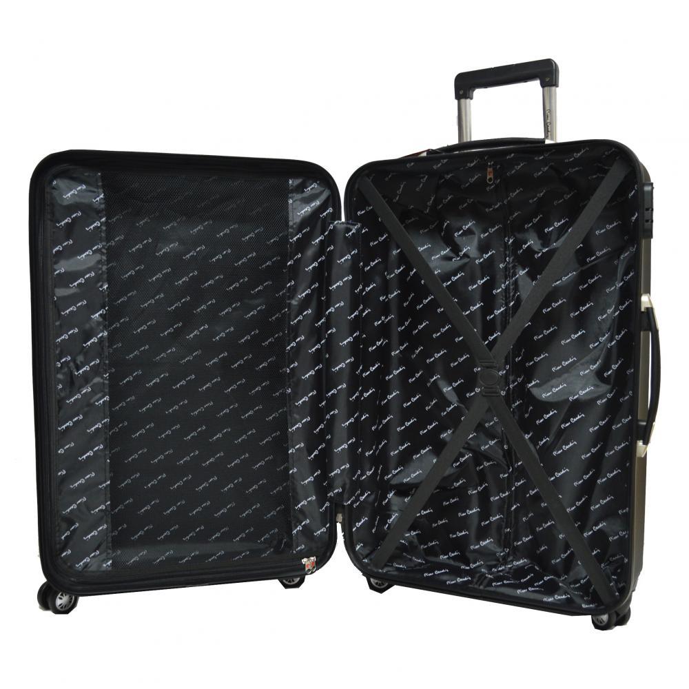 ABS Luggage set Gun Trolley Airplane Wheels