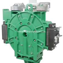 KONE Elevator NMX07 Gearless Traction Machine