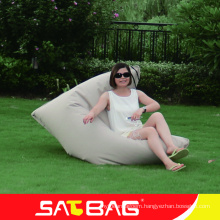 Classical square style and fashion appearance outdoor bean bag