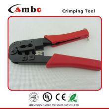 Fornecedores da China Preço mais baixo Fácil Manejo RJ45 & RJ11 ferramenta de crimpagem da mangueira