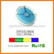Nível de bolha circular com precisão precisão YJ-CR4510