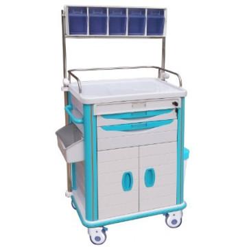 Medical Equipment, Medical ABS Trolley Anesthesia Trolley Jyk-C11b-1