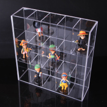Garage Kit storage display box ornament collection case