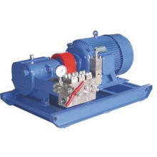 3D2-SZ High pressure pump for Triplex plunger pump Capacity