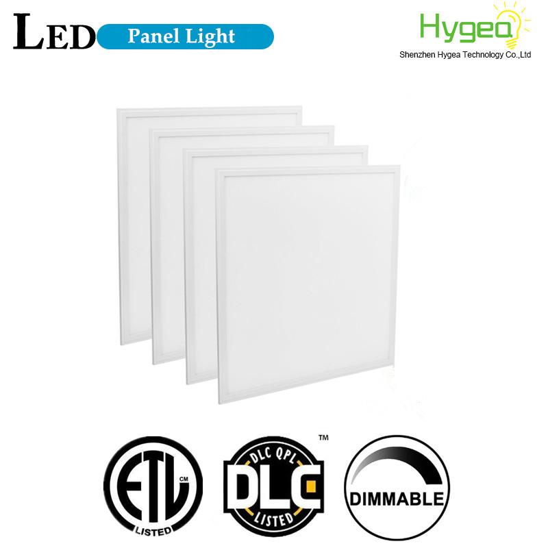 DLC Listed 120LM / W 3000K LED Flat Panel Light