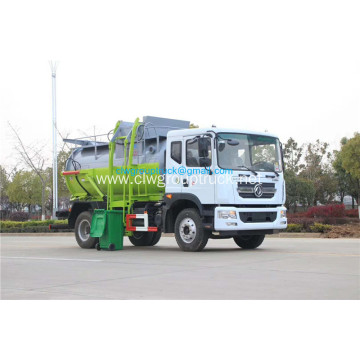 Dongfeng D9 Can kitchen garbage truck