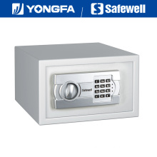 Safewell 20cm Height Eg Panel Electronic Safe