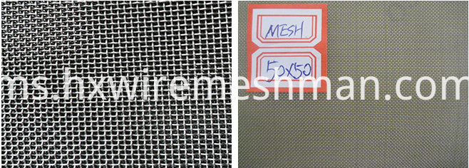 inconel wire cloth
