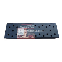 Zwartschilderen Hout Chip Smoker Box