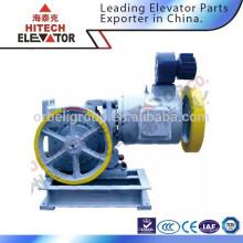Peças de elevador / Máquina de tração com engrenagem de elevador com codificador / YJF120WL-VVVF