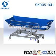 Cama hidráulica do banho de chuveiro do tratamento médico de SK005-10H
