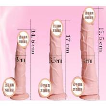 Atacado Silicone Dildos Produtos de Sexo de Alta Qualidade para Mulher