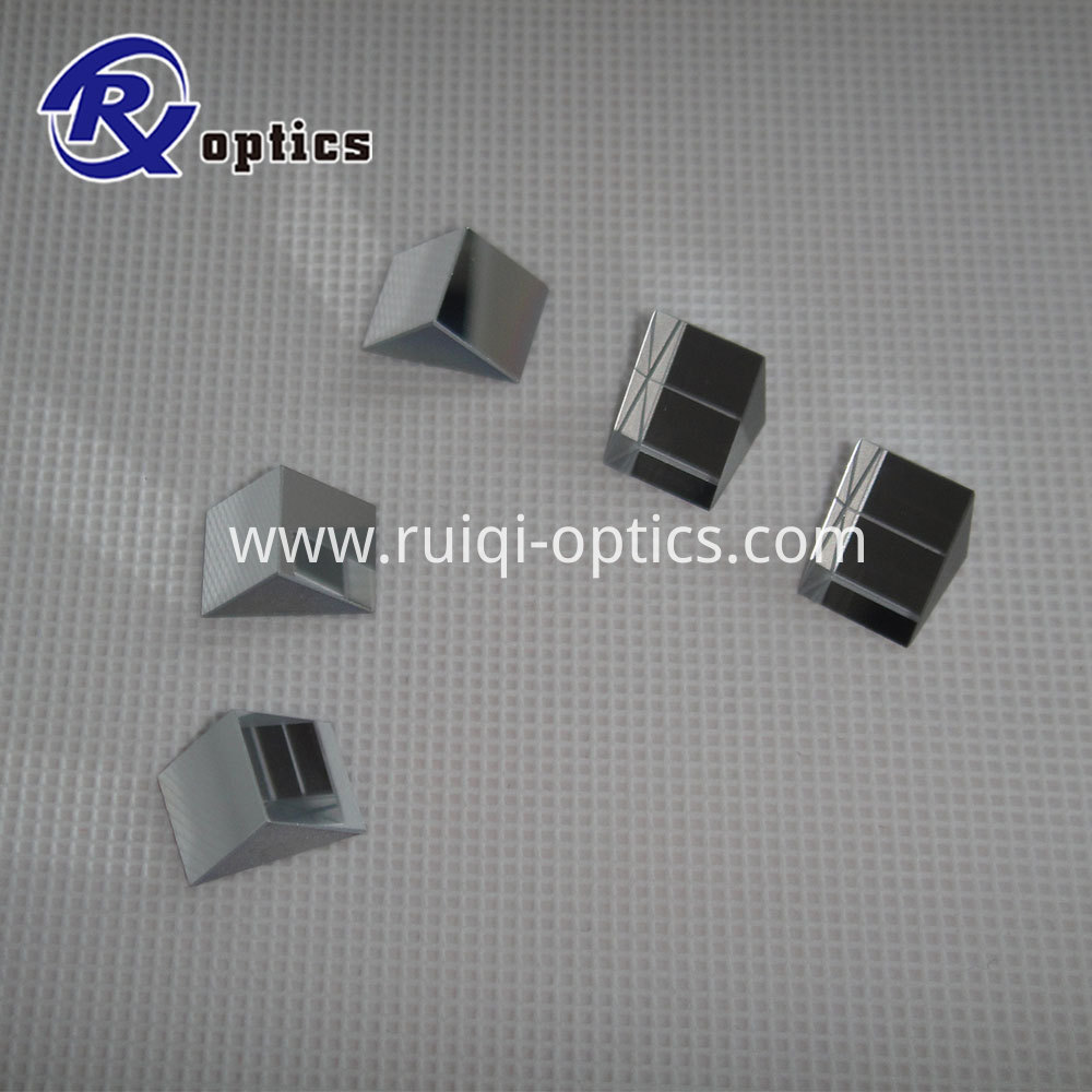aluminium coated right angle prism