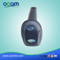 handheld mobile 1D wireless bluetooth laser or CCD barcode scanner machince with memory