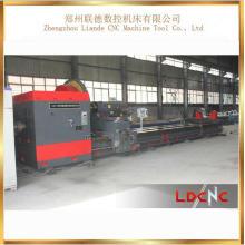 Machine lourde horizontale de tour de coût bas professionnel de C61250 pour la coupe
