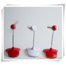 Presente promocional para mini ventilador elétrico Ea06012