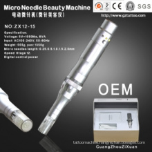 Derma Microneedle Therapy Machine Pen for Skin Rejuvenation
