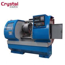 Automatische CNC Drehmaschine für Reparatur Alufelgen AWR2840