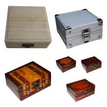 Großhandel verschiedene Art-Reihen-Tätowierung-Maschinen-Kasten für Tätowierung-Gewehr