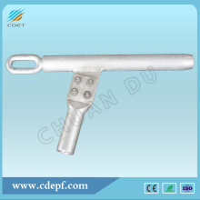 Professional China for Offer Strain Clamp, Bolt Type Strain Clamp, Wedge Type Strain Clamp from China Supplier Hydraulic Compression Type Tension Clamp supply to Greenland Manufacturer
