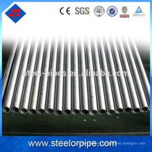 BS1387 caliente sumergido sin costura de acero sin soldadura precio
