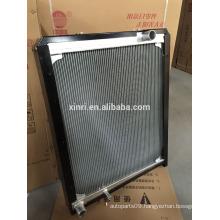 CHINA Manufacturer Gold Sun supply Iran AMICO Heavy Truck Radiator AZ9123530305