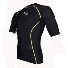 Camisas de compresión de rendimiento a medida, camisas de compresión baratas