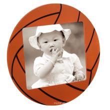 MDF Basketball Photo Frame for Home Deco