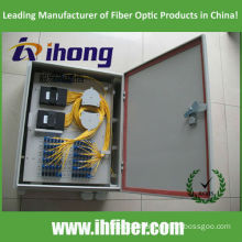 1x 64 FTTH Splitter distribution metal box