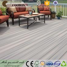 grey mixed color 2017 popular outdoor co-extrusion WPC floor