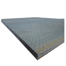 Container/ Flange/ ship/ Plate Hot Rolled Tear Drop Pattern Ms Carbon Checkered Steel Plate
