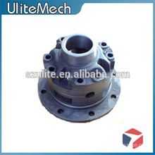 Shenzhen custom fabrication mass production aluminum casting parts