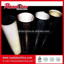 Metallized reflective shiny film