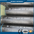 Sch80 Gr. B Hot Rolled Seamless Steel Pipe with Pipe Cape