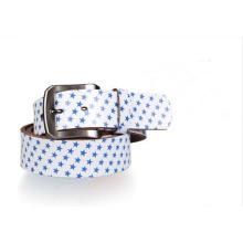 2014 new design man leather belt student belt
