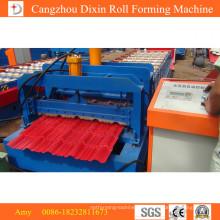 Rollformanlagen für Bau- und Bauprodukte
