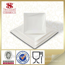 Wholesale dining plates set, crockery dessert plate