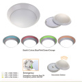 16W Round Ultra Thin LED Infrarot-Sensor Deckenleuchte