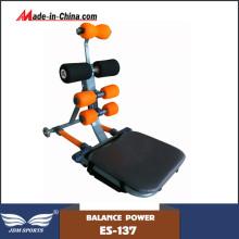 Übung Ausrüstung Bauchtrainer Balance Power für Erwachsene