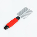Wholesale metal comb for hair metal pocket comb