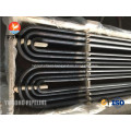 Heat Exchanger U Bend Tube SA213 TP304L TP304H