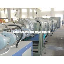 Línea de producción de tubos de extrusión de PVC