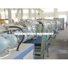PVC Extruder Pipe Production Line
