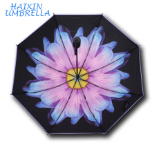 Compact Black Vinyl Coating UPF>50 Anti-UV Travel Mini Sun Rain Umbrella for Women Ladies Girls