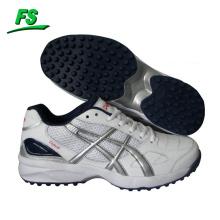 homens de design quente pico cricket sapatos