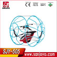 High quality JXD 505 sky walker 2.4g four shaft wall flying saucer Climbing Mini RC QuadCopter