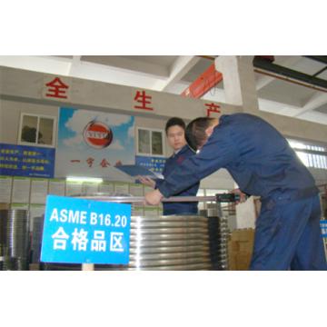 Bx159 400 Junta de alta presión de alta temperatura y alta presión de metal Junta Octagon