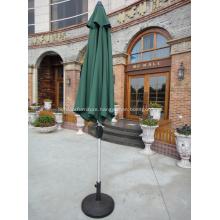 New Crank Design Aluminium Outdoor Umbrella